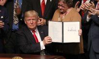 Trump Denounces Communism as 'Depraved Ideology'