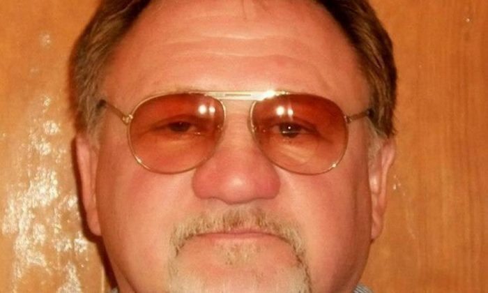 James Hodgkinson of Belleville, Ill., is seen in this undated photo posted on his social media account. (Social Media via Reuters)
