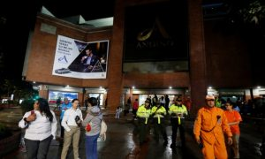 Explosion in Bogota Shopping Center Kills Three, Wounds Nine