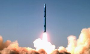 Iran Launches Missiles Targeting ISIS in Syria