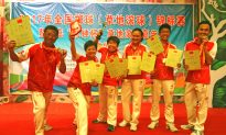 HK Dominates Chinese National Championship