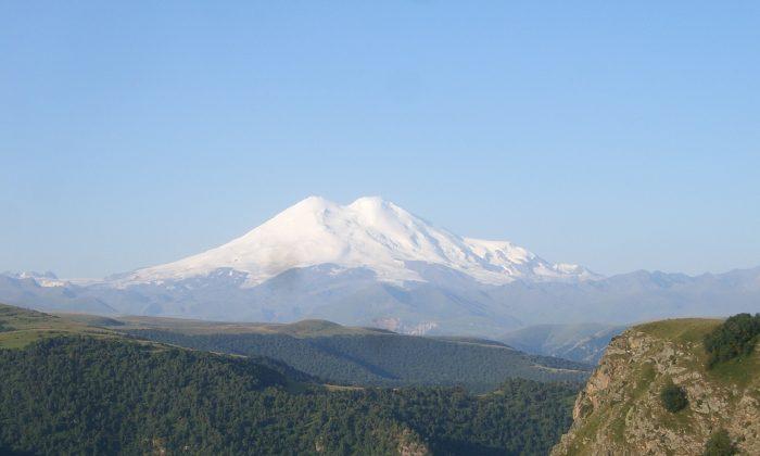 Mount Elbrus. (Public Domain)