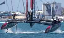 Emirates Team New Zealand Move Ahead in America's Cup