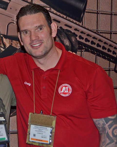 Craig Harrison, former British Army Sniper. (Mike Searson [CC BY 4.0 https://creativecommons.org/licenses/by/4.0/] via Wikimedia Commons)