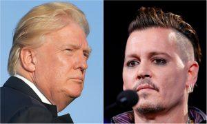 Johnny Depp Apologizes for Trump Assassination Joke