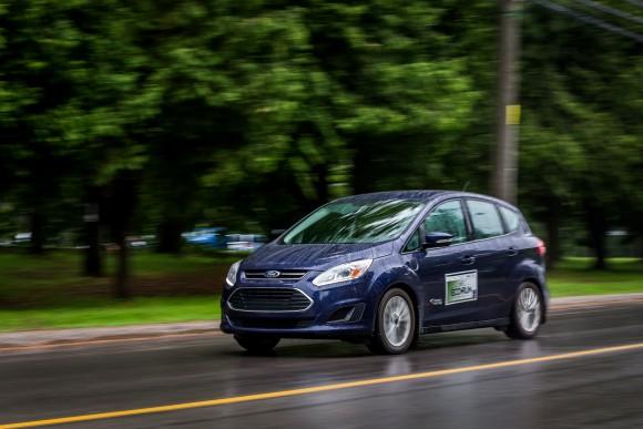 Ford C-Max energi (Courtesy of AJAC)