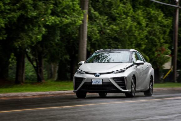 Toyota Mirai (Courtesy of AJAC)