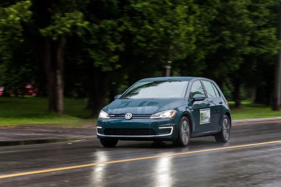 Volkswagen e-Golf (Courtesy of AJAC)