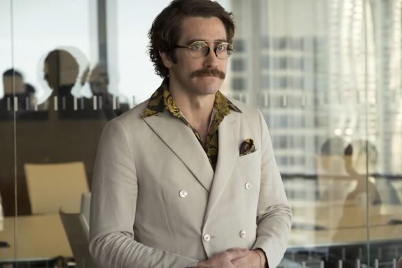 """Jake Gyllenhaal in a scene from """"Okja."""" (Barry Wetcher/Netflix via AP)"""
