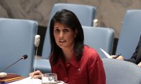 Ambassador Haley Says Syria Was Preparing for a Chemical Attack