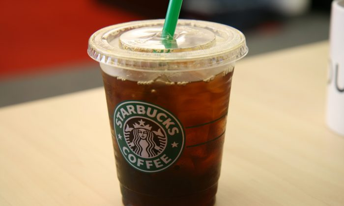 Starbucks iced coffee. (Marco Arment/CC BY 2.0)