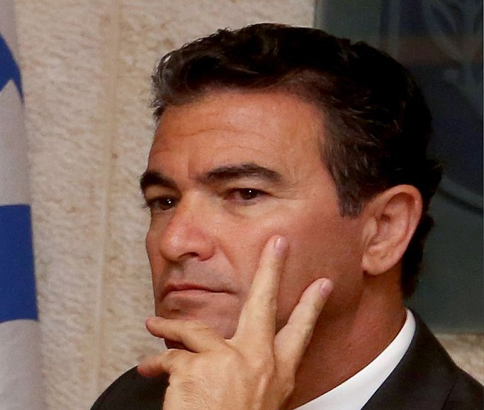 Yossi Cohen, who is currently the head of Israel's National Security Council, and who was named as the 12th head of the Mossad intelligence agency by Prime Minister Benjamin Netanyahu on Dec. 7, 2015. (GALI TIBBON/AFP/Getty Images)