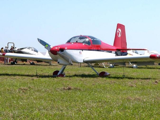 An RV-7A plane (Creative Commons)