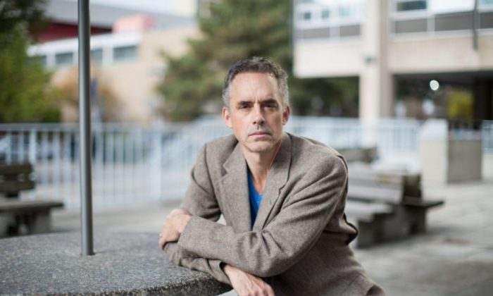 "Jordan Peterson, author of ""12 Rules for Life: An Antidote to Chaos."" (Courtesy of Jordan Peterson)"
