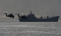 Former Russian Admiral Defends Sailors Sunbathing Amid Near-Collision
