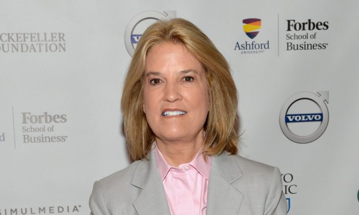 Commentator Greta Van Susteren attends the 2016 Forbes Women's Summit at Pier Sixty at Chelsea Piers on May 12, 2016 in New York City. (Slaven Vlasic/Getty Images)
