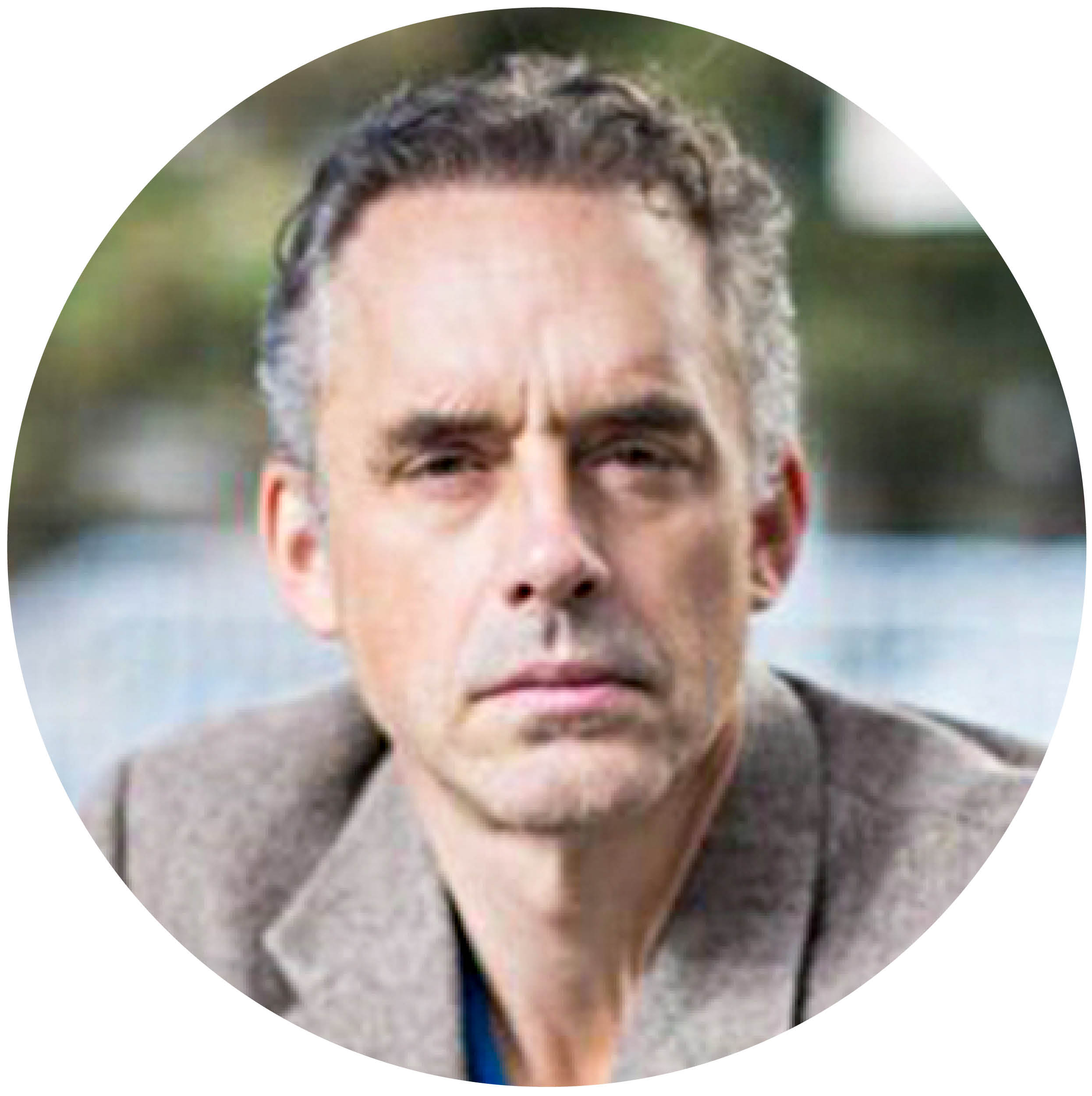 Jordan Peterson, an expert on communism and its influence on the West.