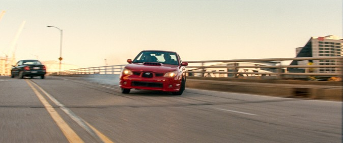 Car chase from TriStar Pictures'