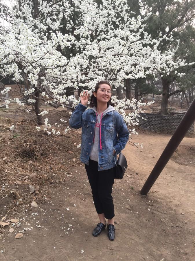 Yingying Zhang. (Courtesy of Yingying Zhang's family)