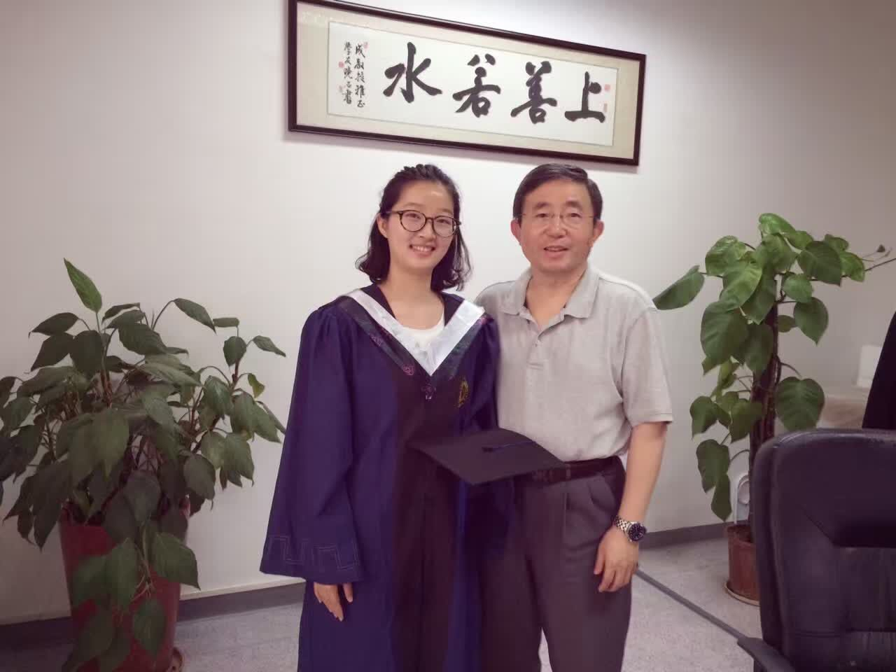 Yingying Zhang (L). (Courtesy of Yingying Zhang's family)