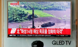 With Continental US Out of Reach, North Korea Threatens Guam