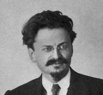 Leon Trotsky was driven into exile from the Soviet Union, then murdered by an assassin sent by Stalin in 1940. (Public Domain)