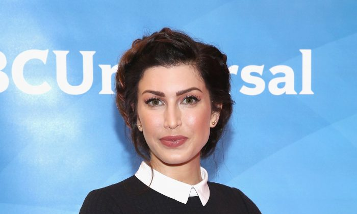 Stevie Ryan attends the NBC's 2015 New York Summer Press Day at Four Seasons Hotel New York on June 24, 2015 in New York City.  (Photo by Robin Marchant/Getty Images)
