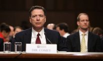Reports: DOJ Watchdog Probing Comey Memos Over Classified Information