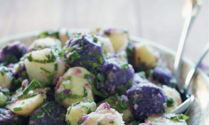 Sitto's Batata Salata.  (Alexandra Grablewski)