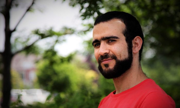 Former Guantanamo Bay prisoner Omar Khadr in Mississauga, Ont., on July 6, 2017. A new poll suggests 71 percent of Canadians disagree with the government's decision to settle a lawsuit with Khadr rather than fight it in court. (The Canadian Press/Colin Perkel)