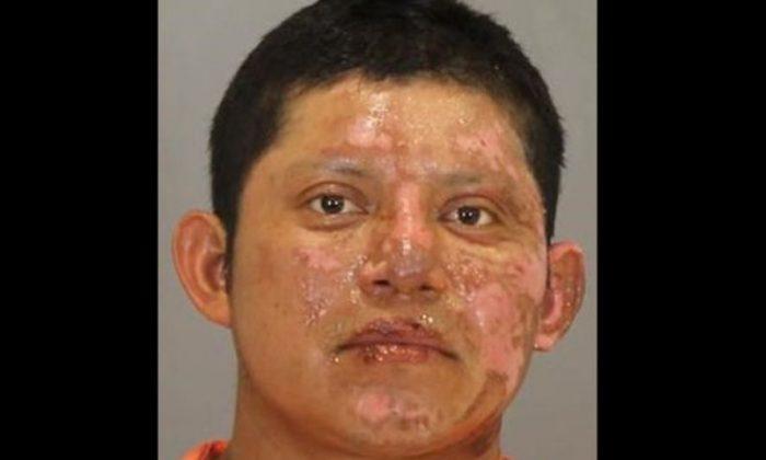 Nemias Garcia-Velasco, 32 (Police handout)