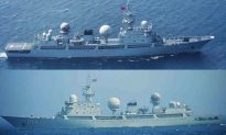 Chinese Spy Ship Identified Off Alaska Coast During THAAD Missile Defense Test