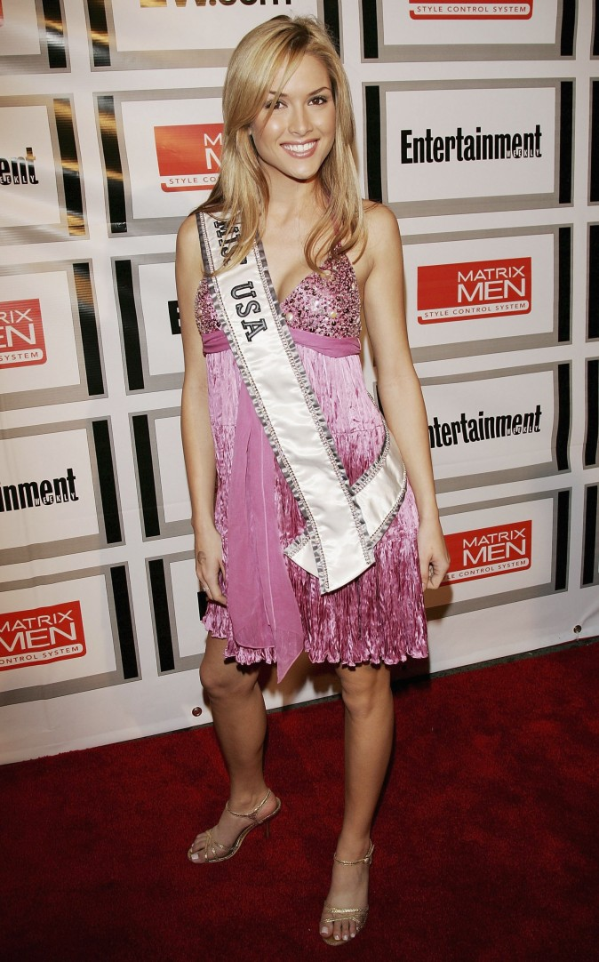 Miss USA Tara Conner attends the Entertainment Weekly and Matrix Men upfront party at The Manor May 16, 2006 in New York City (Evan Agostini/Getty Images)