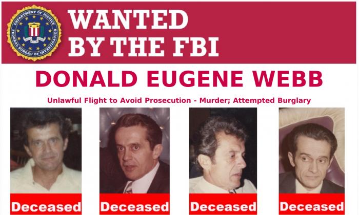 Donald Webb (FBI)