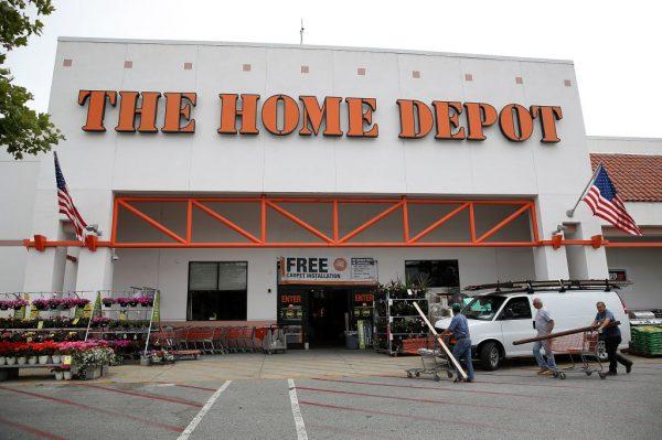 Home Depot fires veteran