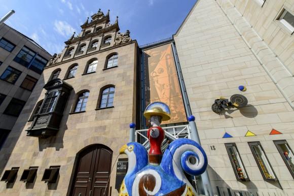 Nuremberg Toy Museum. (Congress & Tourismus Zentrale Nürnberg/Niklas Uwe)