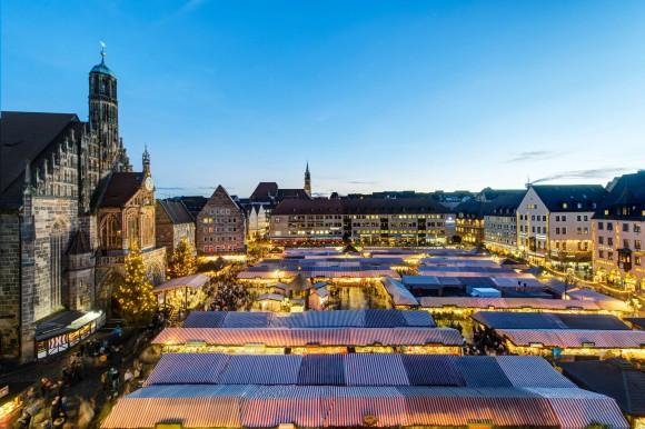 Nuremberg Christmas Market. (Congress & Tourismus Zentrale Nürnberg/Niklas Uwe)