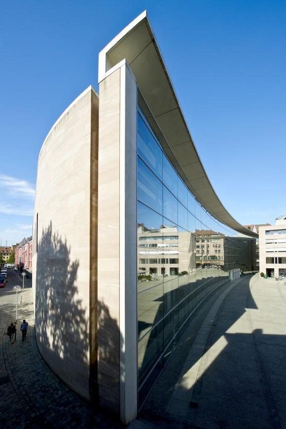 Neues Museum. (Congress & Tourismus Zentrale Nürnberg/Niklas Uwe)