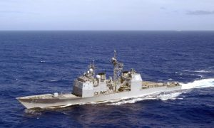 U.S. Navy Sailor Presumed Missing Found Hiding in Ship's Engine Room