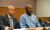 O.J. Simpson Granted Parole From Nevada Prison