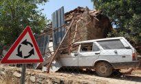 Quake Off Greece and Turkey Kills 2