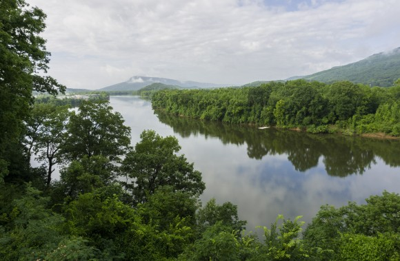 Chattanooga is a hotspot of natural beauty. (Crystal Shi/The Epoch Times)