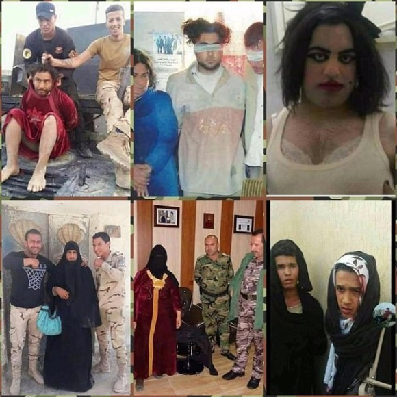 (Photo courtesy Iraqi army)
