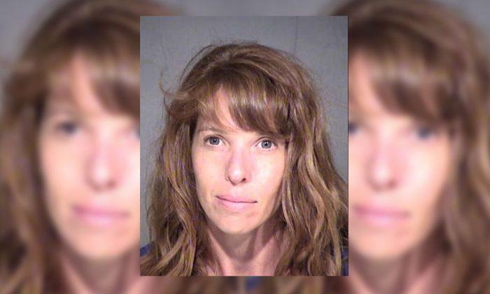 Kristen Marie Anderson  (Maricopa County Sheriff's Office)