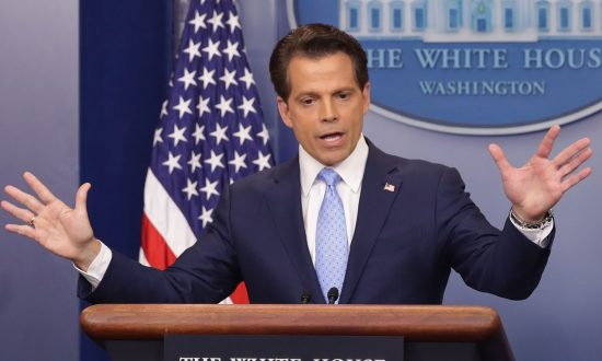 Scaramucci to Launch PAC to 'Dismantle' Trump and Flip 8 Percent of President's Voters