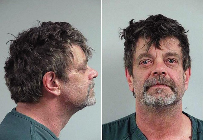 Mark Redwine, 55, was arrested on second-degree murder and charges linked to the death of his son Dylan Redwine. (LA PLATA COUNTY SHERIFF'S OFFICE)