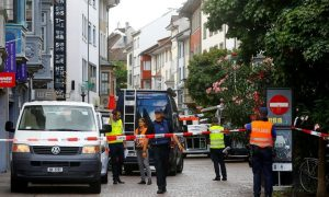Five Wounded in Swiss Chainsaw Rampage