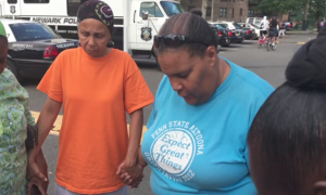 Group of mothers helps find missing girl in Newark