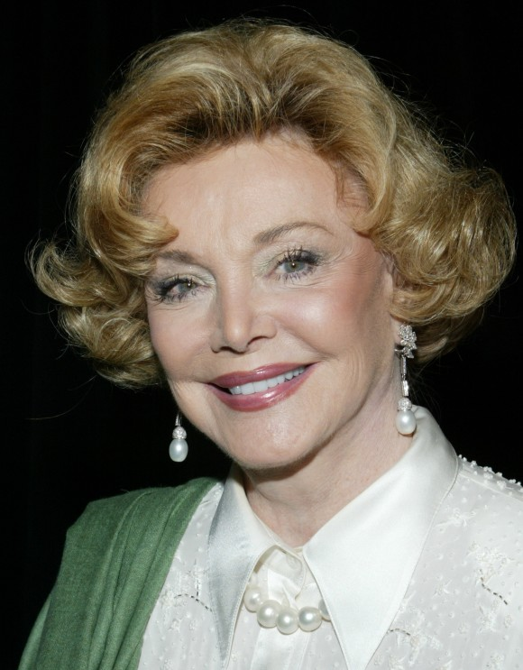 Barbara Sinatra inside at the Seventh Annual Rick Weiss Humanitarian Award Gala at the Westin Mission Hills Resort on April 9, 2005 in Rancho Mirage, California. (Photo by Michael Buckner/Getty Images)