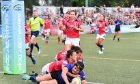 Japan Outclass Hong Kong to Win the Asian Women's Rugby Championship